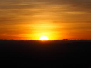 A Maasai Mara sunrise