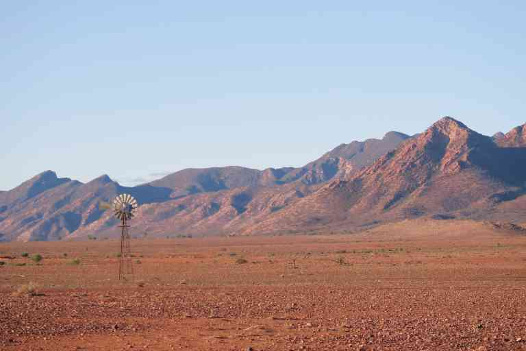 Flinders Ranges, by Amie Bunnik