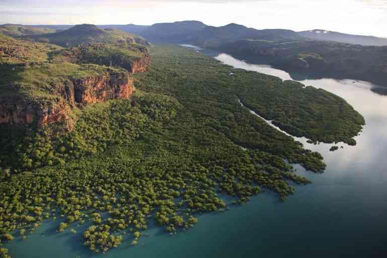 Kimberley Coast by Andrew Halsall