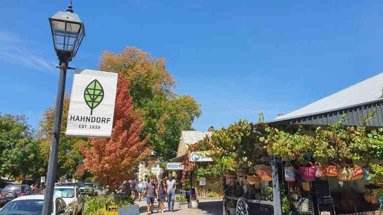 Hahndorf, South Australia by Dennis Bunnik