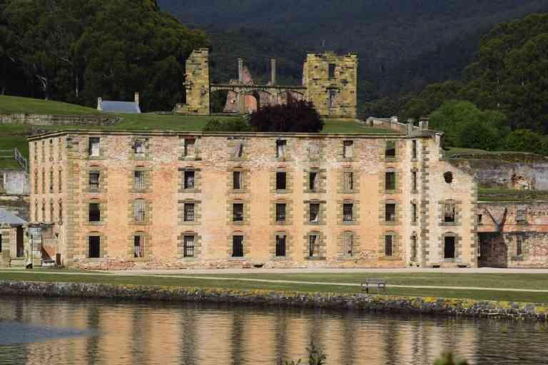 Port Arthur, Tasmania by  Keith Davey