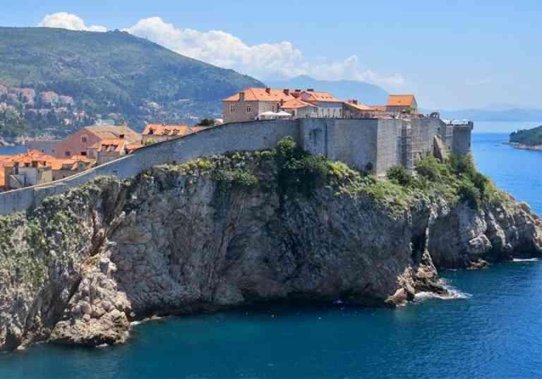 Dubrovnik, Croatia by Dennis Bunnik