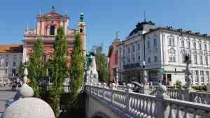 Enchanting Ljubljana