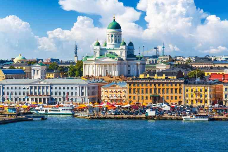 Helsinki by Adobe Stock