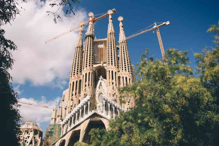 Sagrada Familia by Iam Os