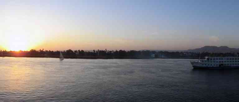 Cruise the Nile River