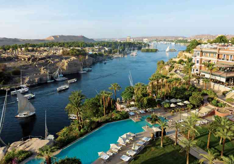 Old Cataract, Aswan