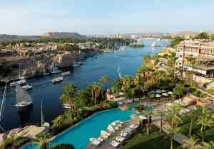 Aswan, Egypt | Luxury at the Old Cataract Hotel