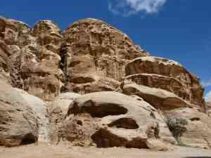 Wadi Rum, Jordan | Little Petra and Wadi Rum