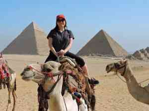 Falling in love with Egypt