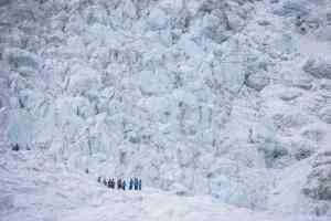 The magical Franz Josef Glacier