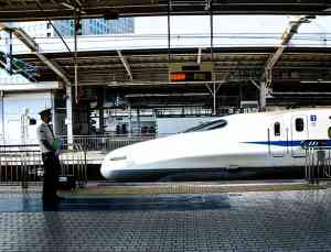5 facts that'll have you boarding Japan's bullet train in a hurry