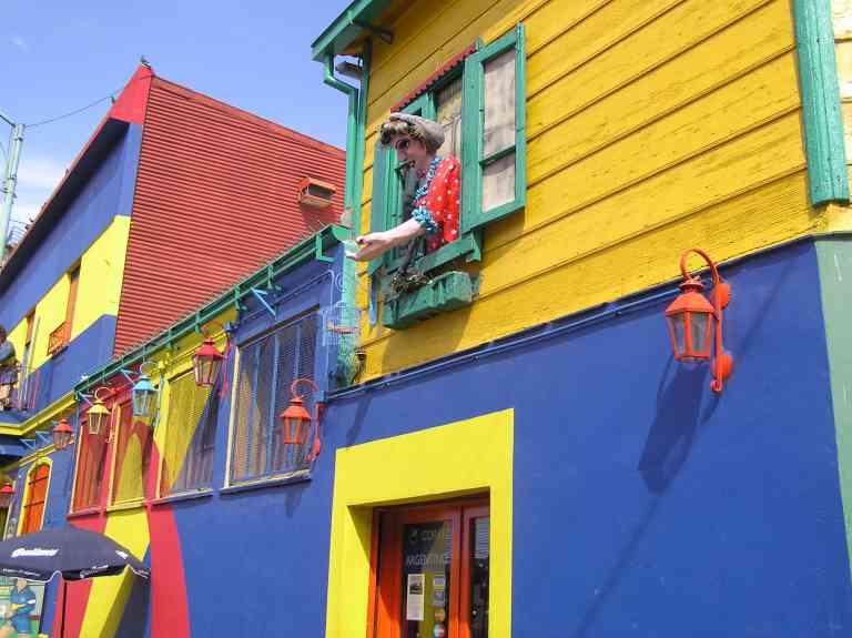 La Boca, Argentina by Maria Schiarrone