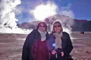 The beauty of the Atacama Desert