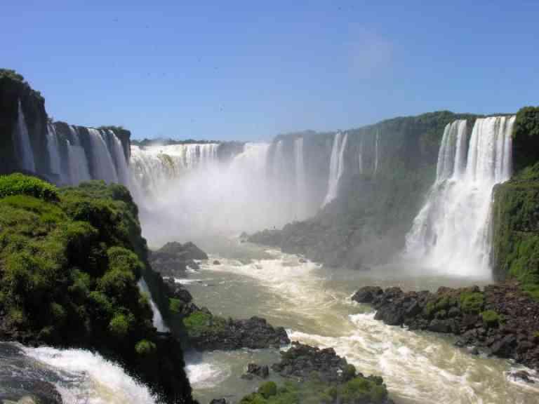 Iguazu Falls, Brazil by Marion Bunnik