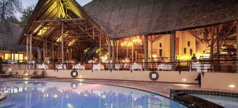 Chobe Safari Lodge image