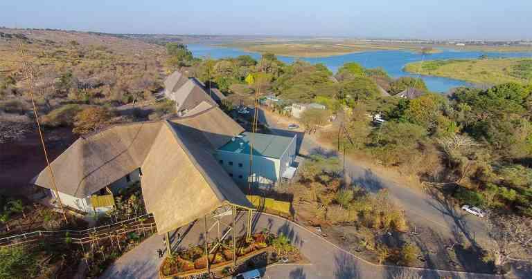Chobe Bush Lodge image