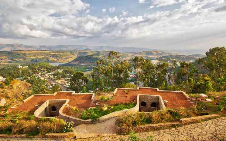Gondar Hill Resort image