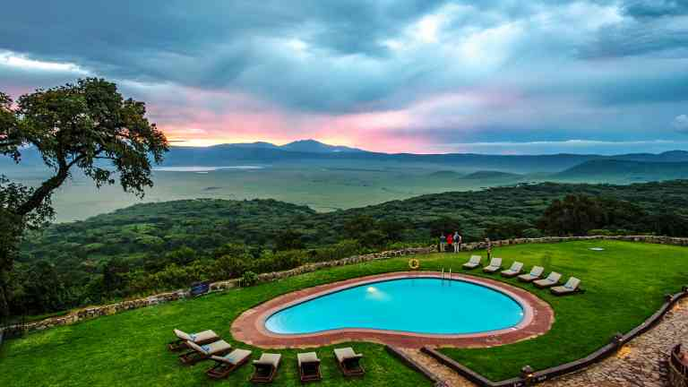 Ngorongoro Sopa Lodge image