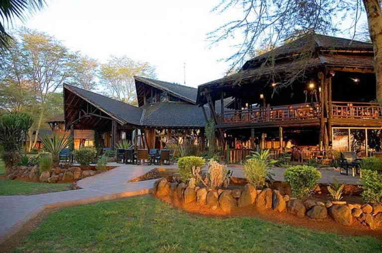 Ol Tukai Lodge image