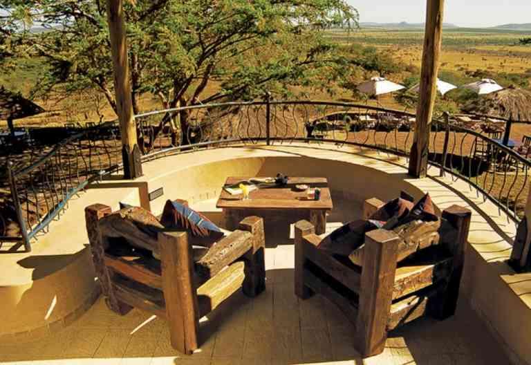 Serengeti Sopa Lodge image