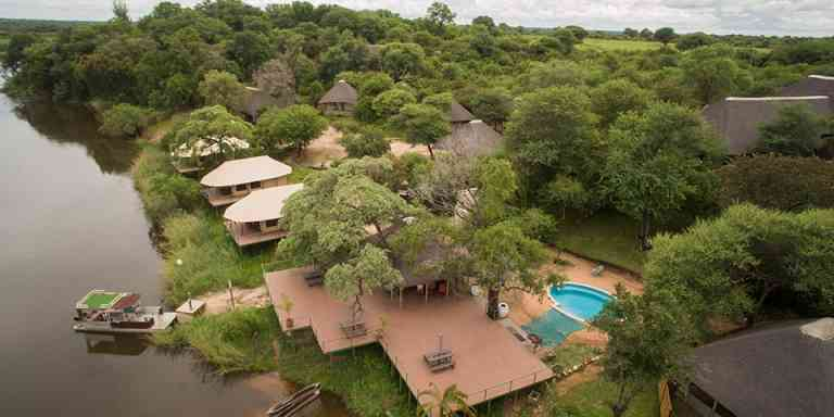 Shametu River Lodge image