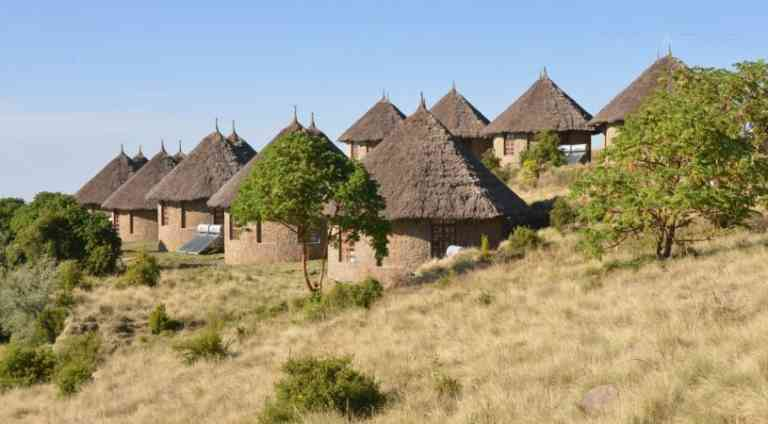 Simien Lodge image