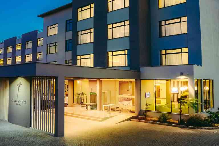 Tamarind Tree Hotel image