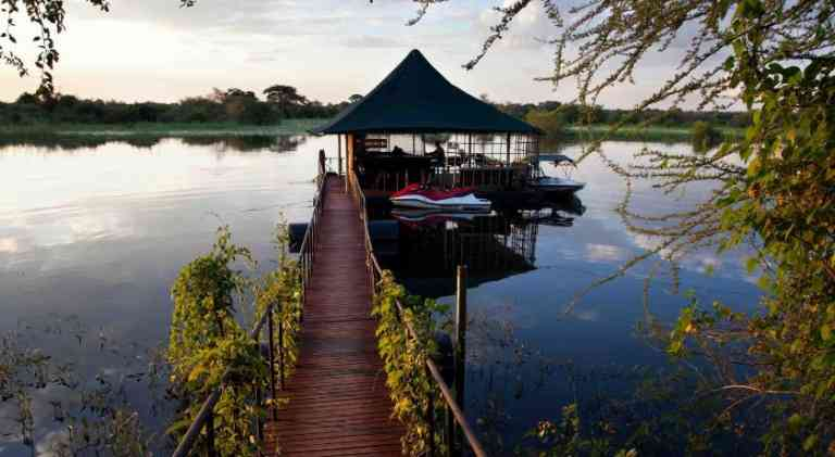 Taranga Safari Lodge image
