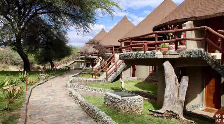 Tarangire Sopa Lodge image