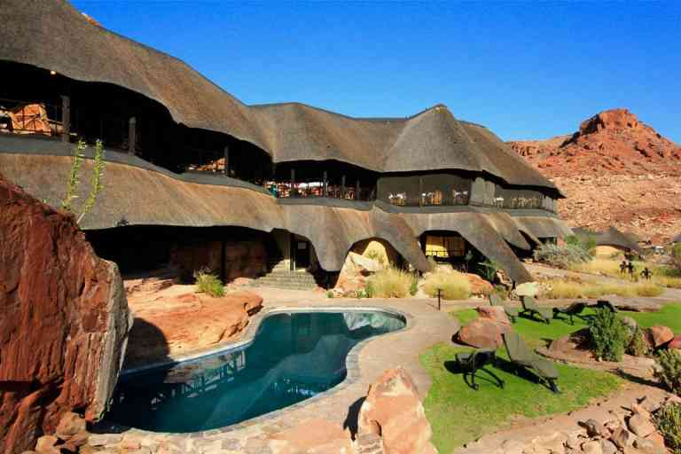 Twyfelfontein Country Lodge image