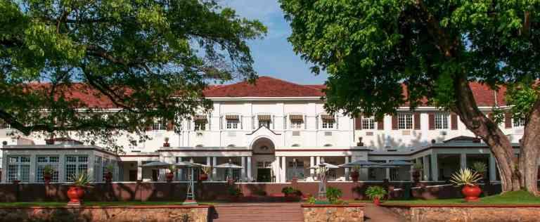 The Victoria Falls Hotel image