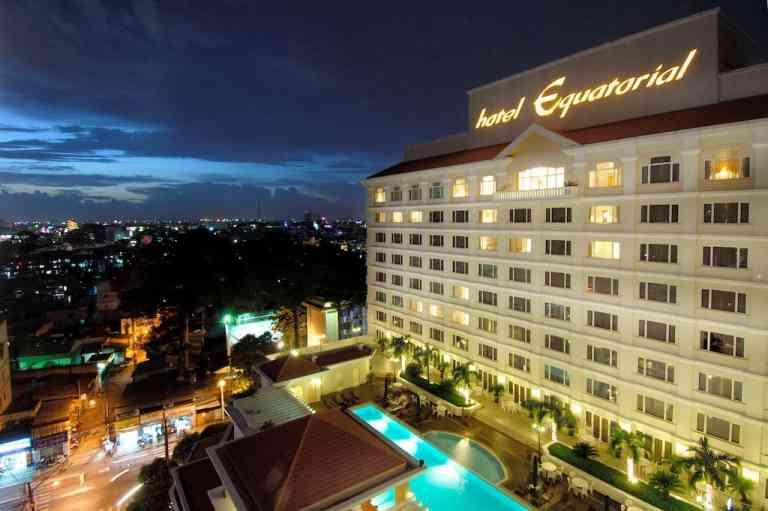Hotel Equatorial image