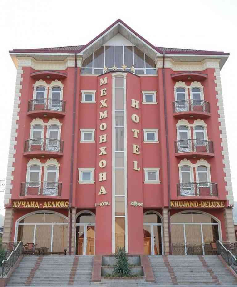 Khujand Deluxe Hotel image
