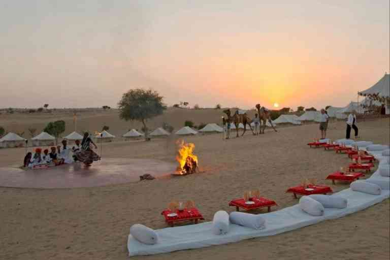 Manvar Desert Camp image