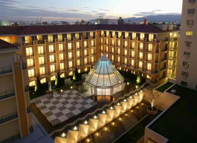 Miyako Hotel Kyoto Hachinjo image