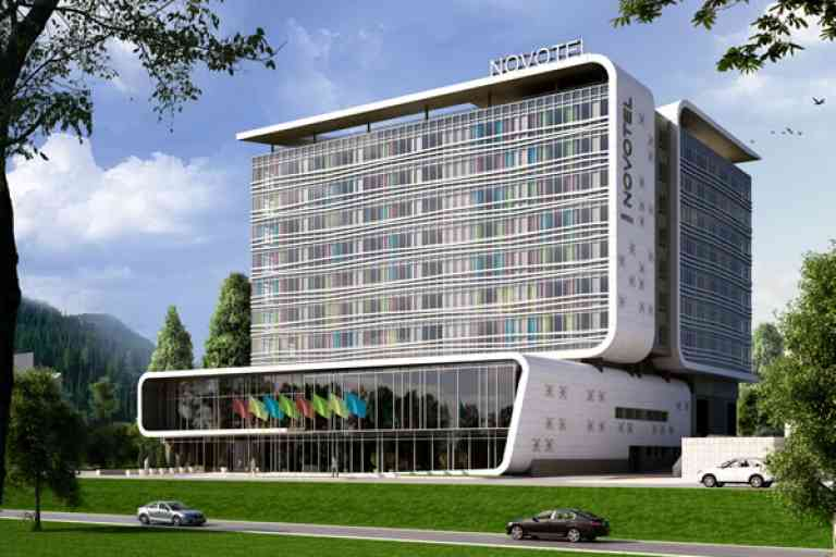 Novotel Almaty City Center image