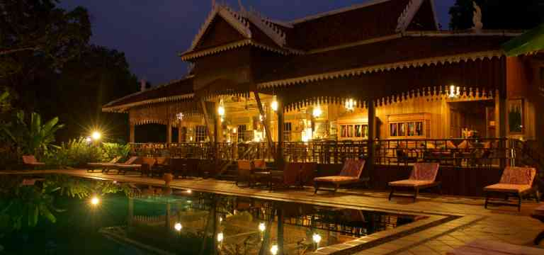 Rajabori Villas Resort image