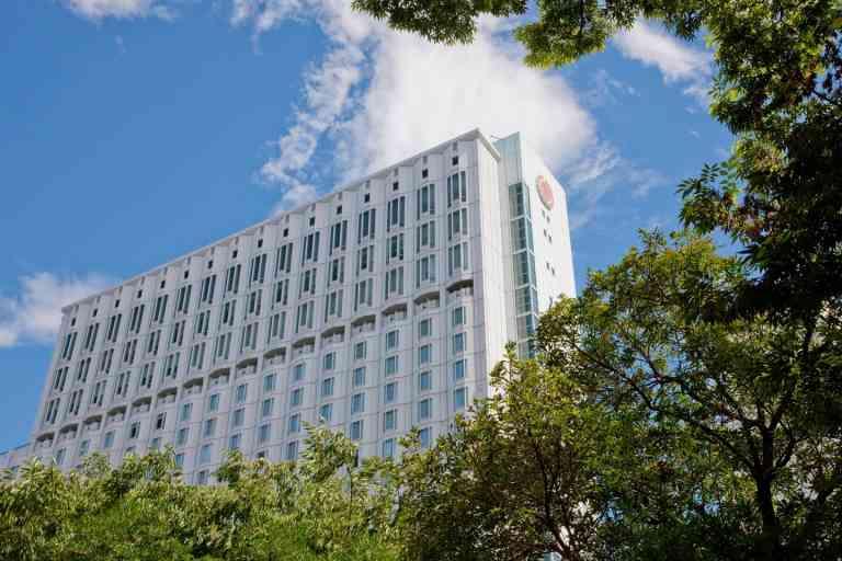 Sheraton Miyako Hotel image