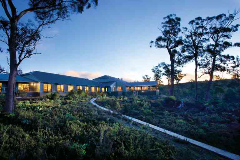 Cradle Mountain Hotel image