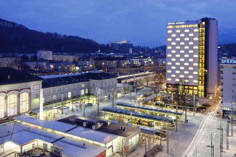 Austria Trend Hotel Europa image