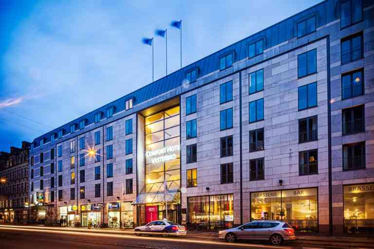 Comfort Vesterbro Hotel image