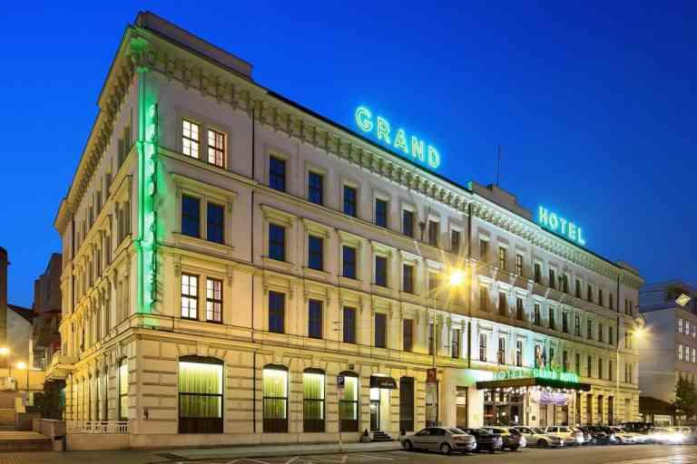 Grandhotel Brno image