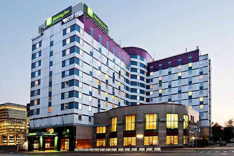 Holiday Inn Lesnaya image
