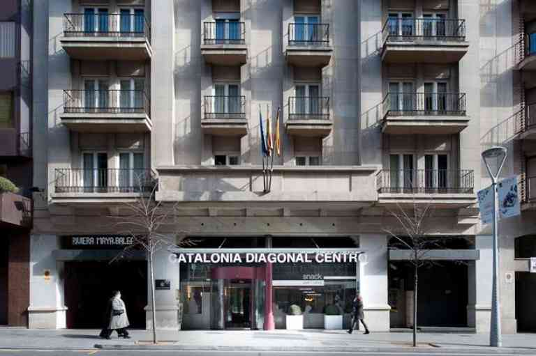 Hotel Catalonia Diagonal Centro image