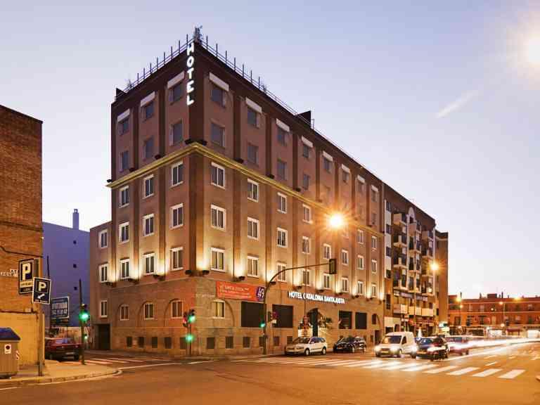 Hotel Catalonia Santa Justa image