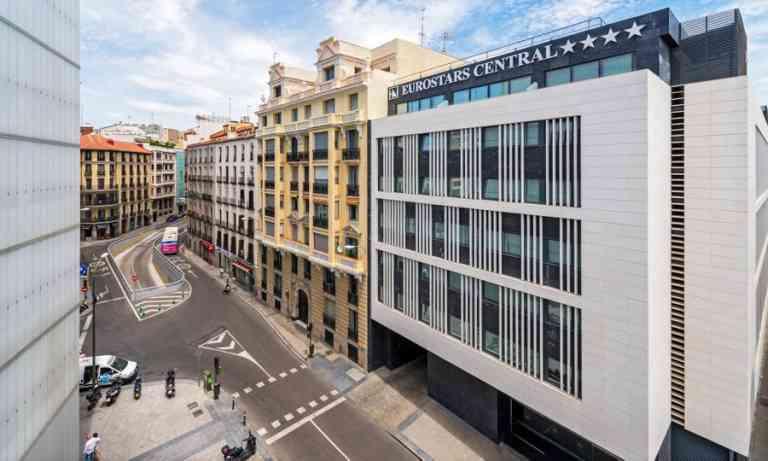Hotel Eurostars Central image