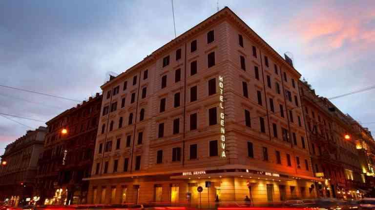 Hotel Genova image