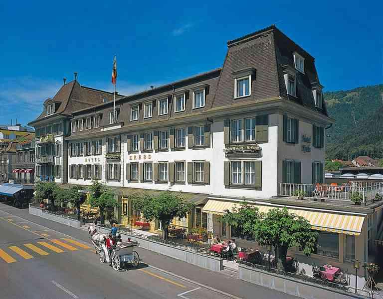 Hotel Krebs image
