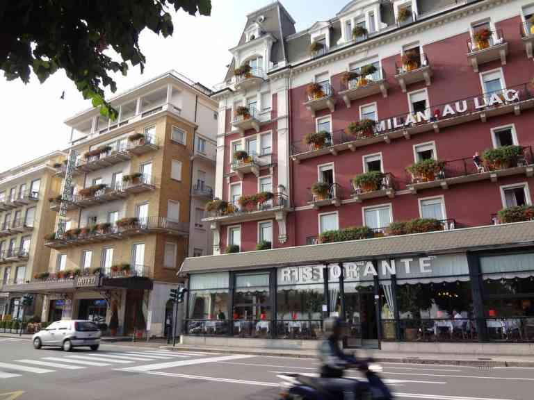 Hotel Milan Speranza Au Lac image